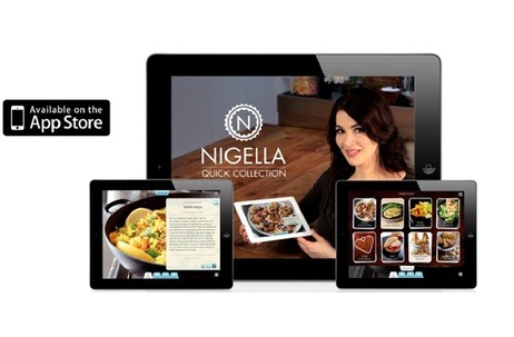 nigella cooking app features in top 10 iPad apps this month