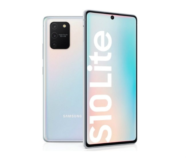 Samsung Galaxy S10 Lite: First look and Specifications