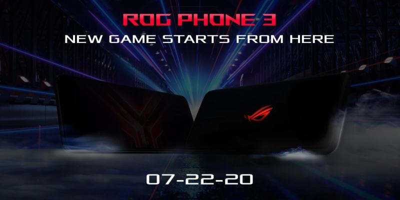 Asus ROG Phone 3 5G launch Date, Specs and more