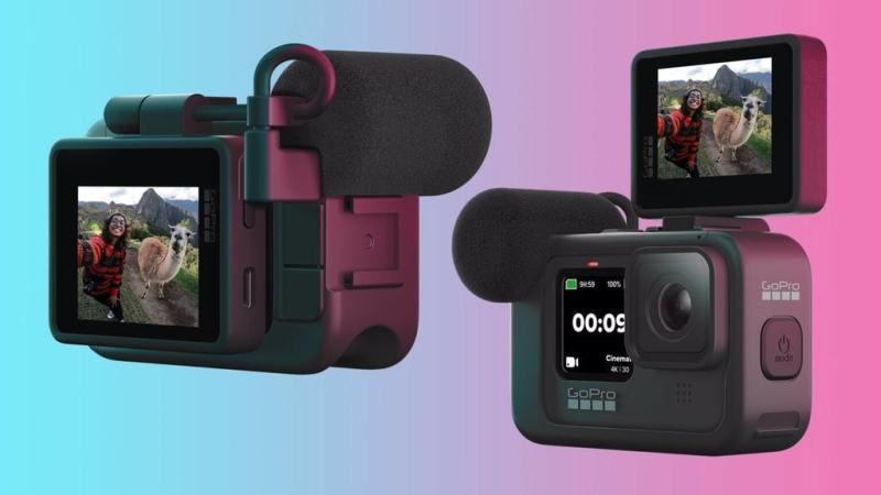 GoPro Hero 9 Black launched with 5K video recording, 23.6 MP sensor