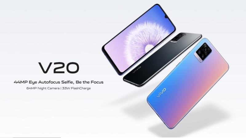 Vivo confirms Android 11 update for its upcoming Vivo V20 smartphone