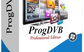 ProgDVB 7.40.3 Crack With License Key Latest Version 2021