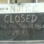 001-Closed Sign