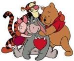 Group Hug Pooh
