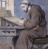 Ancient Scribe