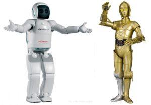 U, Robot