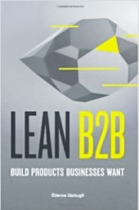 Lean B2B Build Products Businesses Want