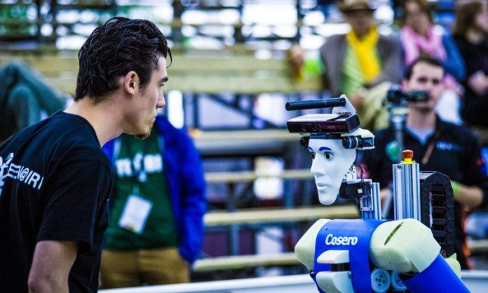 Cosero Robocup Robot Kinect Automation at work manual effort tasks coding timeline benefits