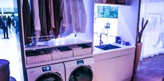 samsung smart home automation options companies hub connecting devices fair photos laundry
