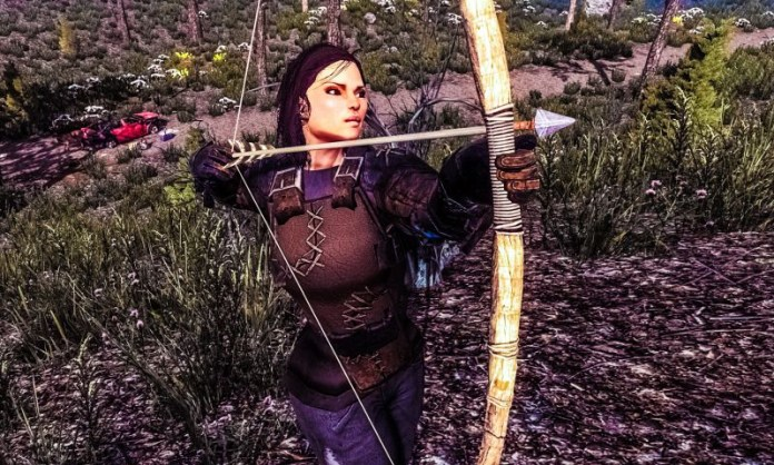 using_bow-7 days-to-die-seven-horror-horde-weapon-crafting-screenshot-game-review