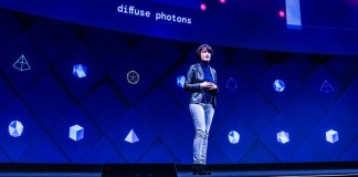 Regina Dugan F8 2017 Facebook Keynote Event Speech Building 8 News Brain Typing Status Update Thoughts