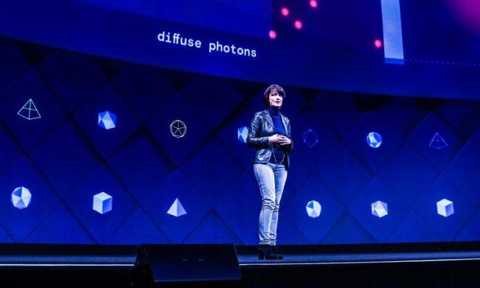 Regina Dugan F8 2017 Facebook Keynote Event Speech Building 8 News Brain Typing Status Update Thoughts