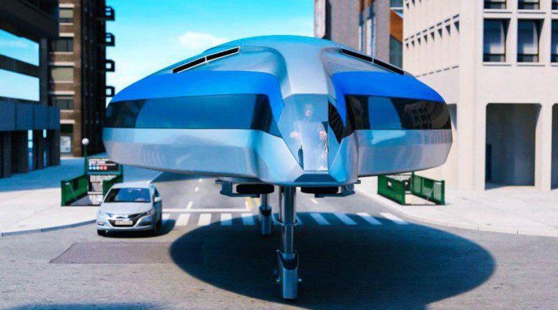 Gyroscopic Transportation Concept Video Dahir Insaat Future Mass Transportation