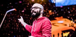 Jack Conte CEO Patreon Ted Talks Video Speech Vancouver Event Talking Artists Creators Digital Age Money Pay