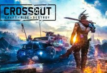 Crossout Cars Battle PVP PVE MMO Online Vehicular Combat Large Maps Wallpaper Art