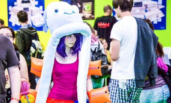 Gamescom Cologne Gaming Event Fair Cosplayer