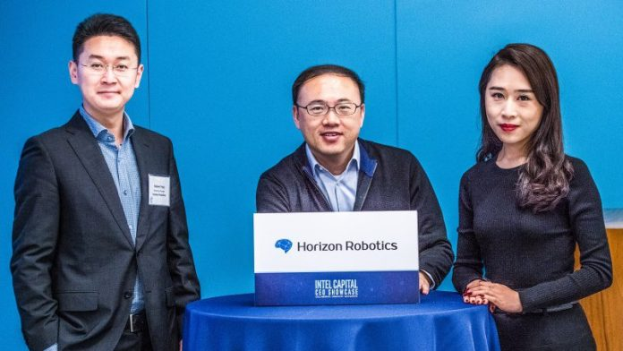 Horizon Robotics Intel Capital Investment Funding Series A News 15 Startups Data Business AI Smart IoT Home Cities
