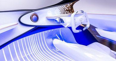 Toyota Concept-i Interior AI Agent Future Cars
