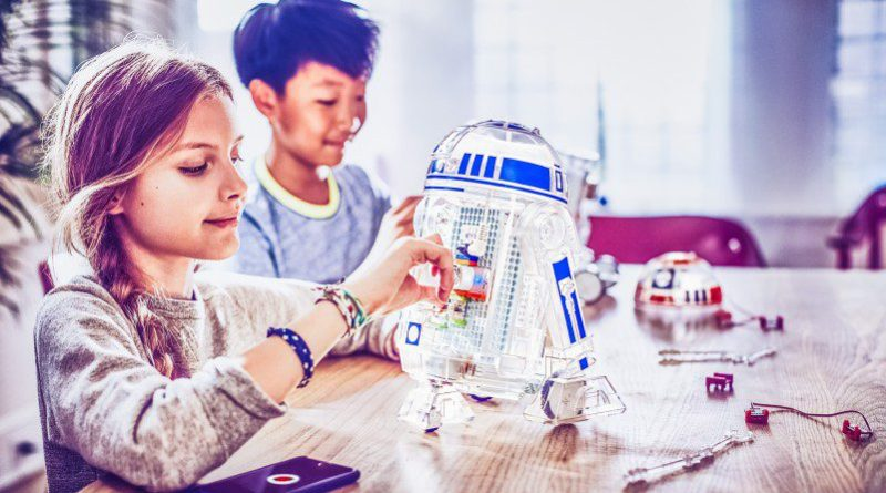 littleBits Droid Inventor Kit star wars diy droid review new product stem steam video demo price buy where startup new york disney r2d2 build your own rc