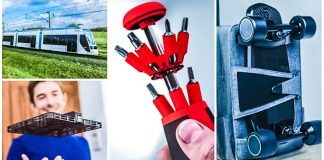 Top 20 Coolest Products of 2017 Design Innovation