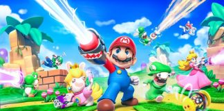 Mario Rabbids Kingdom Battle Game Video Review YouTuber Lets Play Article