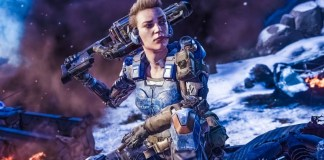 Black Ops 3_Specialist Battery 4 Activision Female Character