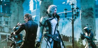 Wallpaper Format Final Fantasy XV 15 Episode Ignis DLC Extension FF Square Enix Key Art Review Lets Play Video Article Screenshot Fighting Group