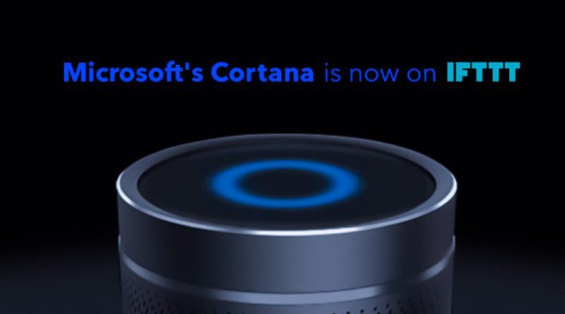 cortana on ifttt harman