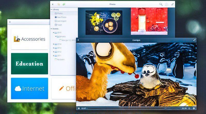 elementary os screenshot macos style unix linux system desktop look