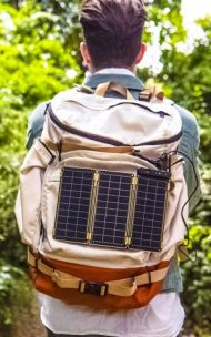 yolk solar paper charger review camping hiking equipment gear gadgets attached hooked backpack modules magnetic foldable outside outdoor tech