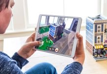 Apple Event WWDC San Jose iOS Version 12 New Features AR Lifestyle Shot