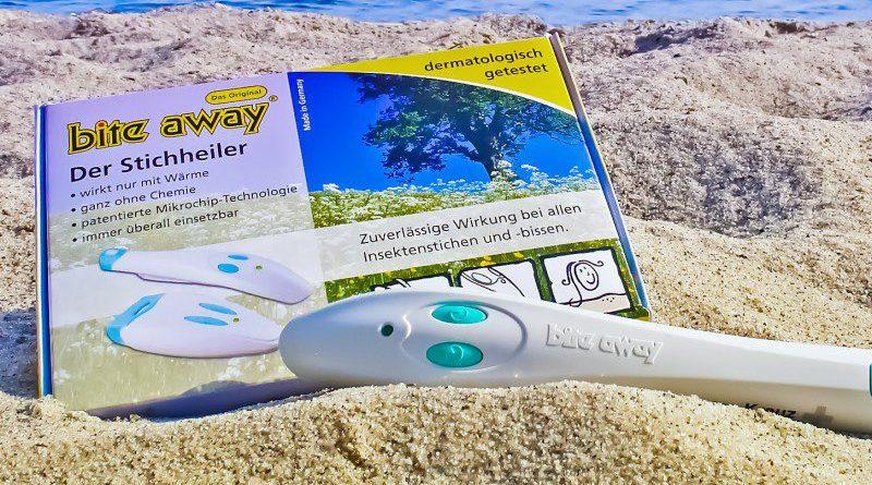 Bite Away Anti Mosquito Bite Itch Heat Treatment Review