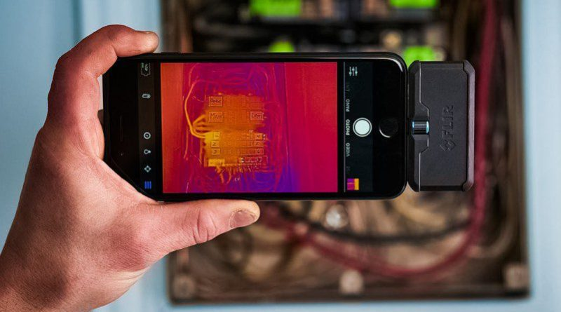 Flir One Pro Review Opinion Unboxing Tech Article Heat Camera
