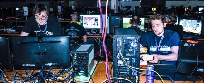 IAA Gaming Equipment PC Rig Gear Hardware Streaming Industry Gamers Virtualization Cloud Boulder Esports Emily Lee