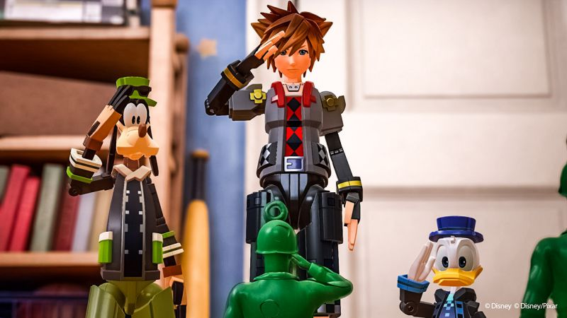 Kingdom Hearts 3 release date expected to be announced at E3 Toy Story Disney Pixar