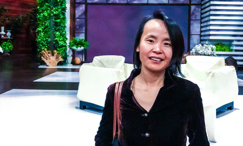 Sheng-Ann Yu Head of Solution Line Distributed Cloud Ericsson Interview