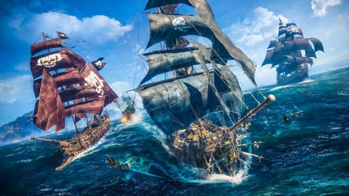Skull and Bones E3 Ubisoft Release News Preview Pirate Game Conference Farren Ships Captains Location Screenshots Video