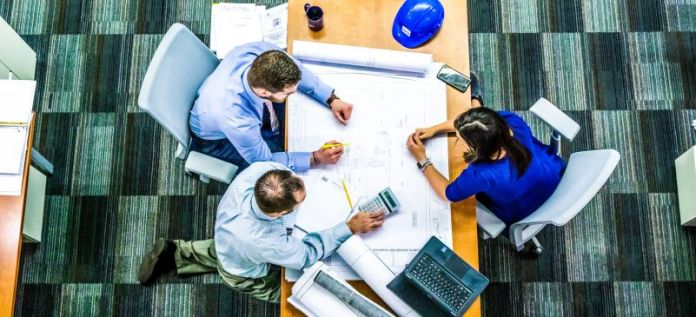 Group Of People Working Together Scaling Growth Business Plan Planning Strategy SMB SME Enterprise Teamwork Leadership Guide Help Article