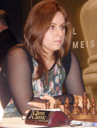 Judit Polgar IQ List