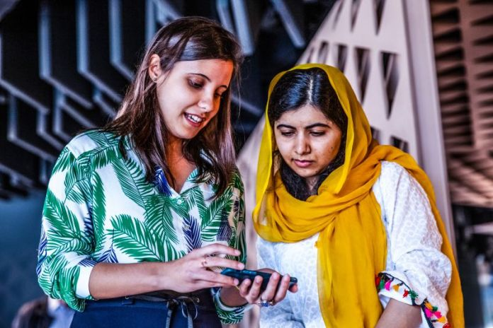Malala Yousafzai Fund Brazil Girls Education Apple Apps Coding Dev Testing iPhone App