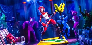 Nintendo Switch Fortnite Cross-Play Gaming