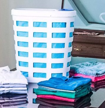 LaunderPal Kickstarter Startup IoT Smart Home Gadget Solution RFID Tags clothes Laundry