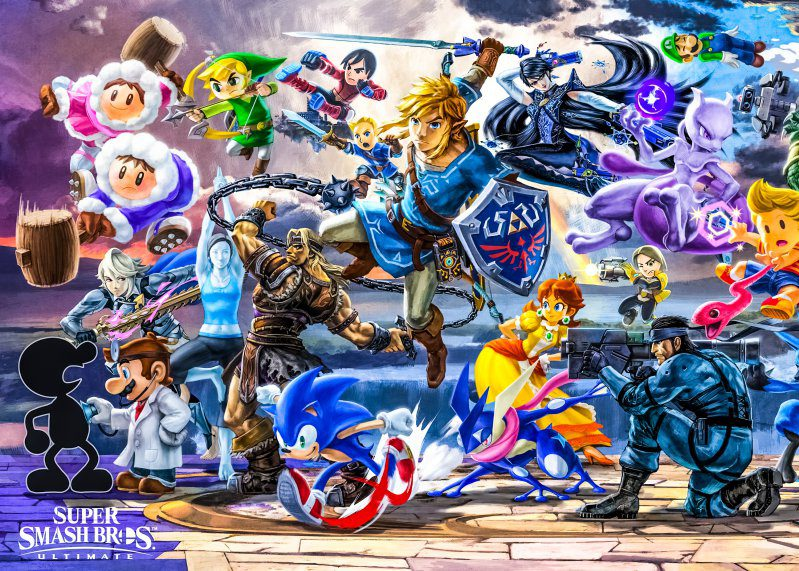 Nintendo Direct Reveals More Characters Stages For Super Smash Bros Ultimate TechAcute