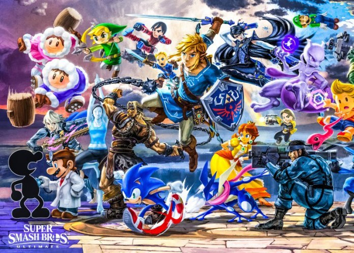 nintendo direct reveals more characters stages for super smash