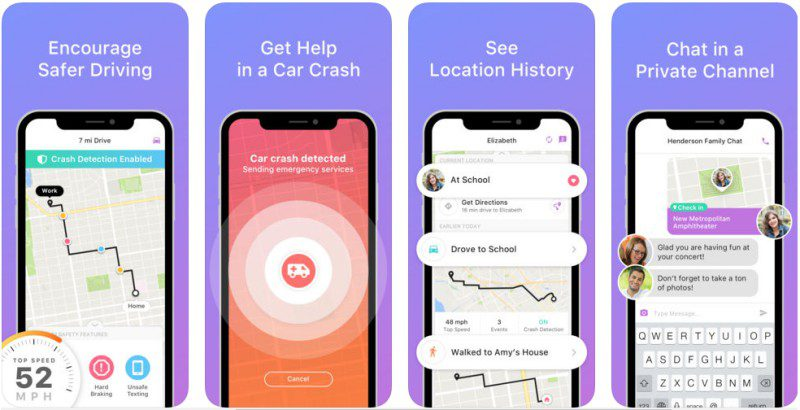 Life360: Know Where and What Your Family Is Doing - TechAcute