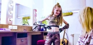 Open Bionics Deus Ex Growing Prosthetics Bionic Children Dual Young Girl Smiling Happy Home