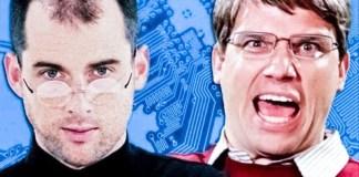 Steve Jobs and Bill Gates' Rap Battle Is Epic Win [Video]