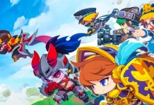 Maplestory 2 Maple Story JRPG ARPG MMO Game Cute Characters