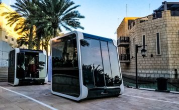 Next Future Transportation Modules