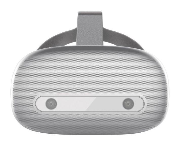 调整新版的VR